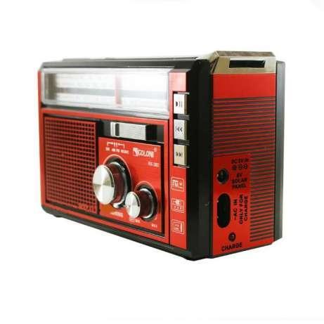 Радиоприемник GOLON RX-382 - изображение 1