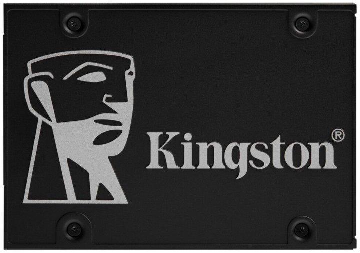 """Kingston SSD Upgrade Kit KC600 256GB 2.5"""" SATAIII 3D TLC (SKC600B/256G) - изображение 1"""