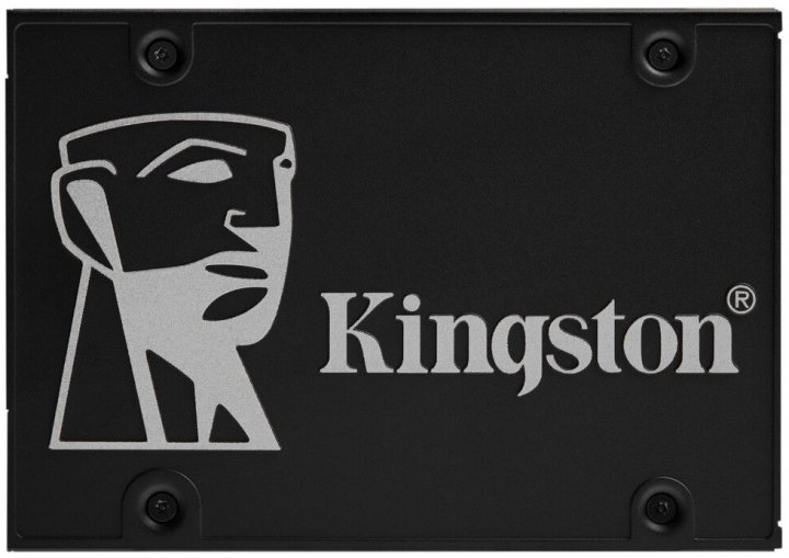 "Kingston SSD Upgrade Kit KC600 512GB 2.5"" SATAIII 3D TLC (SKC600B/512G) - зображення 1"