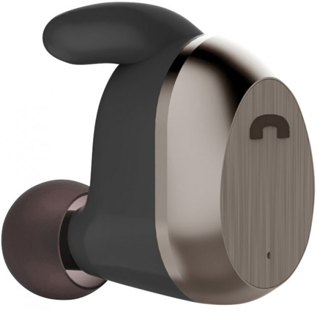 Bluetooth-гарнітура Promate Mod Black (mod.black) - зображення 1