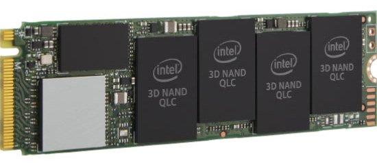 Intel 660P 512GB M.2 PCIe 3.0 x4 QLC (SSDPEKNW512G8X1) - зображення 1
