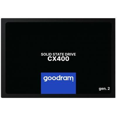 """Накопичувач SSD 2.5"""" 128GB GOODRAM (SSDPR-CX400-128-G2) - зображення 1"""
