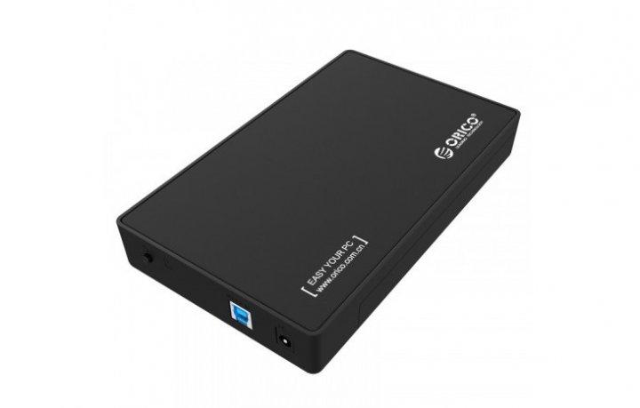 """Зовнішній кишеню Orico 3588US3 для 3.5"""" HDD/SSD з USB 3.0 - зображення 1"""