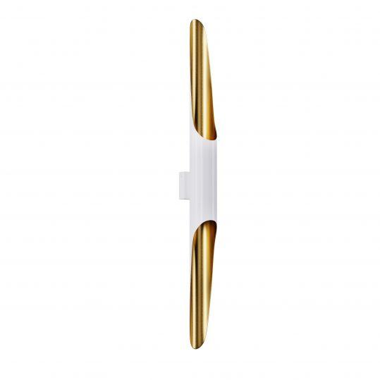 Настінне бра Pikart P-full White/gold 2*GU10, арт. 5491.3 (5491-3 - 282250) - изображение 1