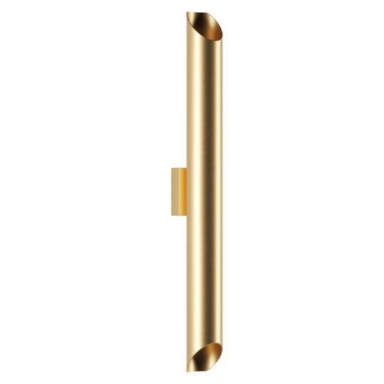 Настінне бра Pikart Lean Tube Gold, арт. 23673.1 (23673-1 - 282339) - изображение 1
