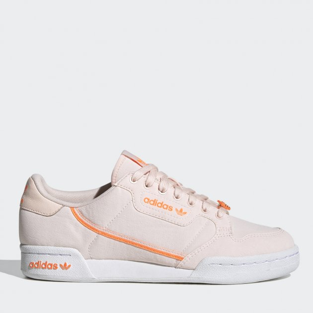 Кроссовки Adidas Originals Continental 80 W FW2490 38 (6UK) 24.5 см Gretwo/Sigorg/Ftwwht (4060517076994) - изображение 1