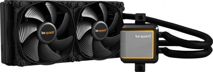 Система жидкостного охлаждения be quiet! Silent Loop 2 240 мм (BW010) - изображение 1