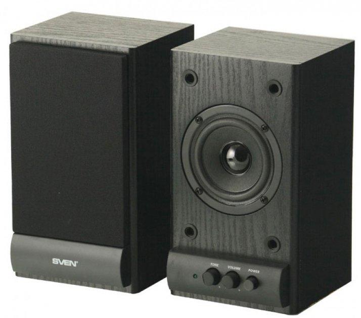 Акустична система Sven SPS-607 Black - зображення 1