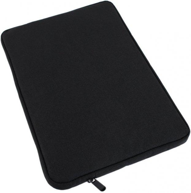 """Чехол для ноутбука Traum 7112-32 15"""" Black (4820007112324) - изображение 1"""