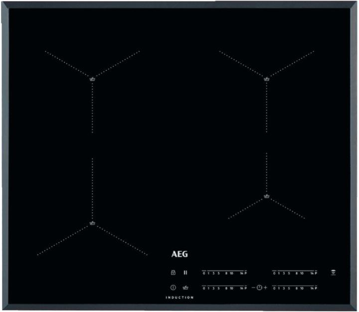 Варочная поверхность электрическая AEG IAR64413FB - изображение 1