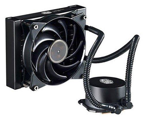 Система рідинного охолодження Cooler Master MasterLiquid Lite 120 (MLW-D12M-A20PW-R1) - зображення 1