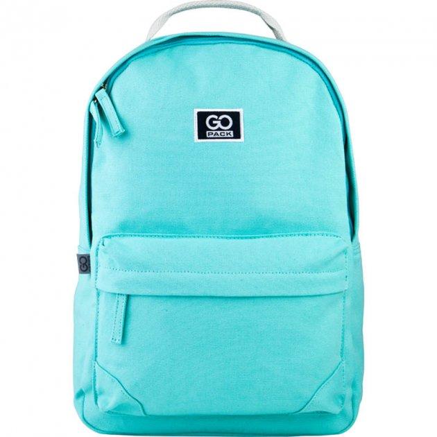 Рюкзак для города GoPack Сity 40x27.5x11 14 л мятный (GO21-147M-2) - изображение 1