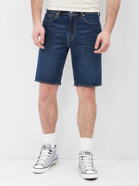 Шорты джинсовые Levi's 405 Standard Short Dance Floor Short 39864-0022 30 (5400970120848) - изображение 1