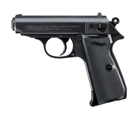 Пістолет пневматичний Umarex Walther PPK/S (5.8315) - зображення 1