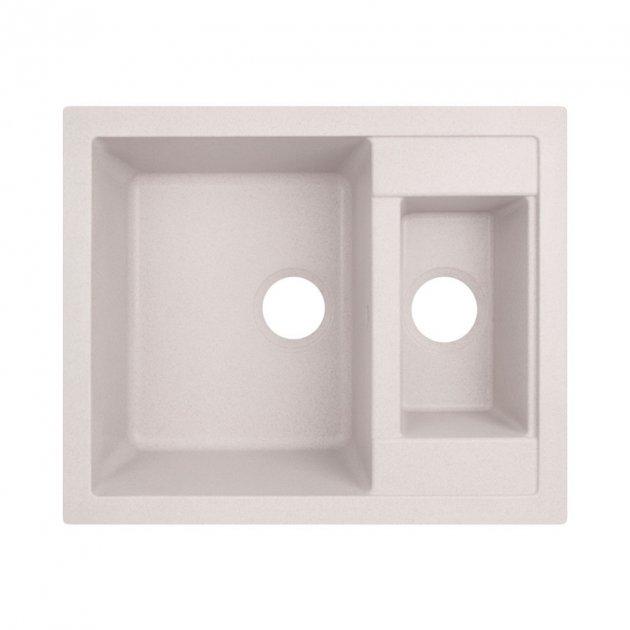 Кухонна мийка Lidz 610x495/200 COL-06 (LIDZCOL06615500200) - зображення 1