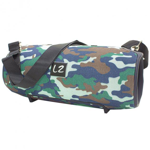 Портативная Bluetooth колонка LZ Xtreme Camouflage беспроводная - изображение 1