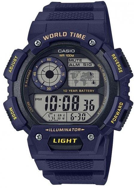 Мужские часы CASIO AE-1400WH-2AVEF - изображение 1