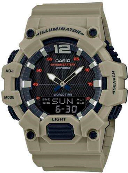Мужские часы CASIO HDC-700-3A3VEF - изображение 1