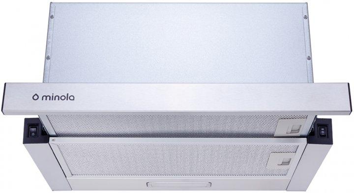 Витяжка MINOLA HTL 5314 I 750 LED - зображення 1