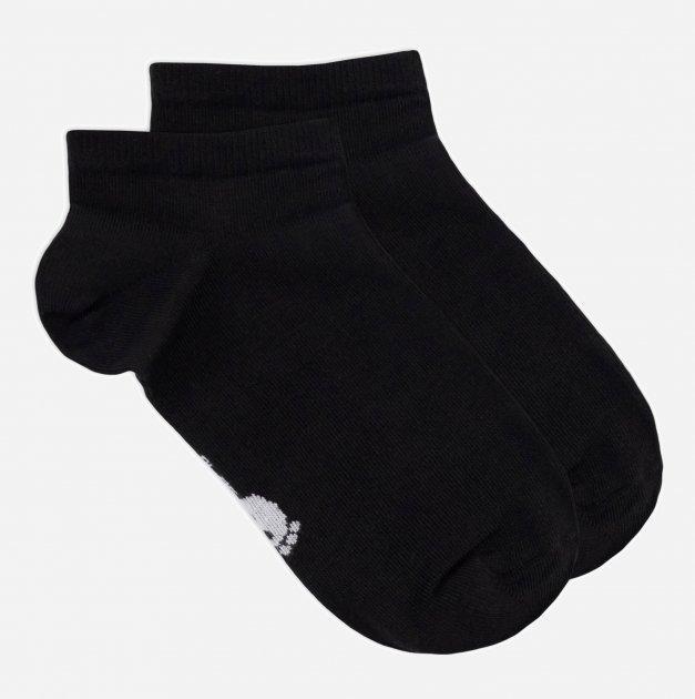 Носки Lapas короткие 1P-220-BLK 41-43 Черные (4820234204137) - изображение 1