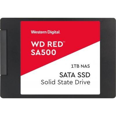 """Накопичувач SSD 2.5"""" 1TB WD (WDS100T1R0A) - зображення 1"""