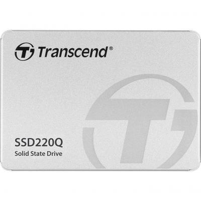 """Накопичувач SSD 2.5"""" 1TB Transcend (TS1TSSD220Q) - зображення 1"""