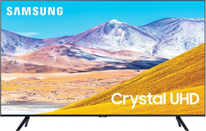 Телевізор Samsung UE43TU8000UXUA - зображення 1