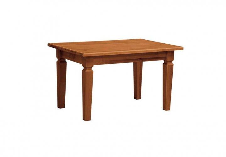 Стол журнальный кофейный из натурального дерева в гостиную Питер 90×53×60 Елисеевская мебель - изображение 1