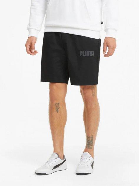Шорты Puma Modern Basics Shorts 58580101 L Black (4063697481381) - изображение 1