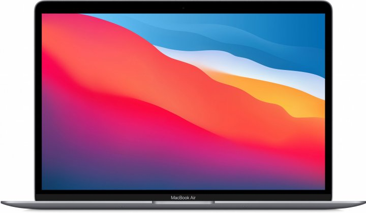 "Ноутбук Apple MacBook Air 13"" M1 512GB 2020 (Z124001DD) Custom Space Gray - изображение 1"