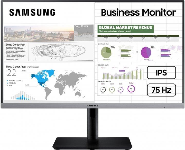 """Монітор 27"""" Samsung Professional S27R650 (LS27R650FDIXCI) - зображення 1"""