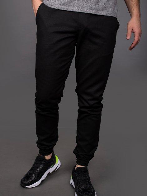 Спортивні штани IBR Карго 1589543740 S Чорні - зображення 1