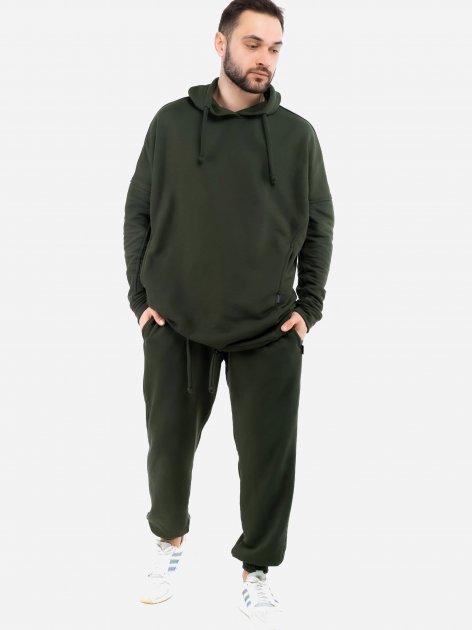 Спортивный костюм IBR Stroper 1612435879 S/M Хаки - изображение 1