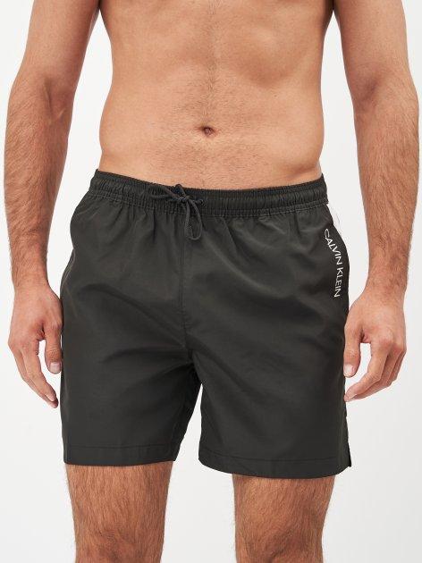 Шорты для плавания Calvin Klein Underwear KM0KM00554-BEH L Pvh Black (8719853682401) - изображение 1