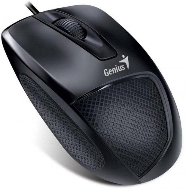 Мышь Genius DX-150X Black (31010231100) USB - изображение 1