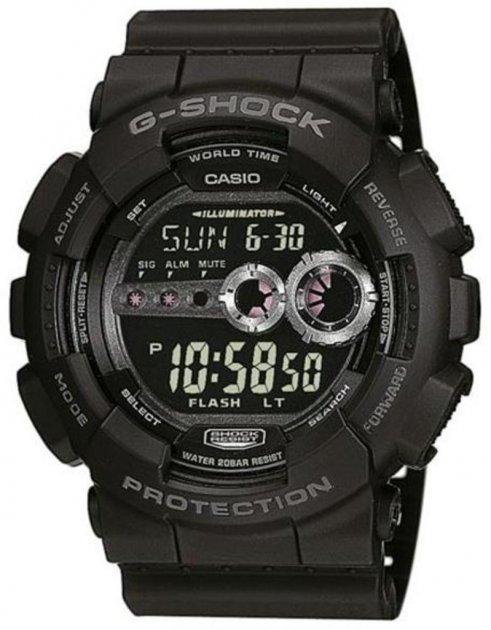 Мужские наручные часы Casio GD-100-1BER - изображение 1