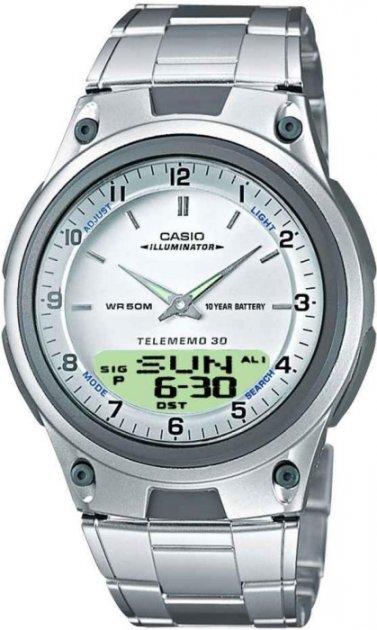 Мужские наручные часы Casio AW-80D-7AVEF - изображение 1