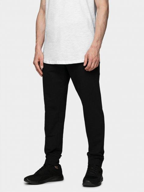 Спортивные штаны Outhorn HOL21-SPMD600D S Deep Black (5903609329600) - изображение 1