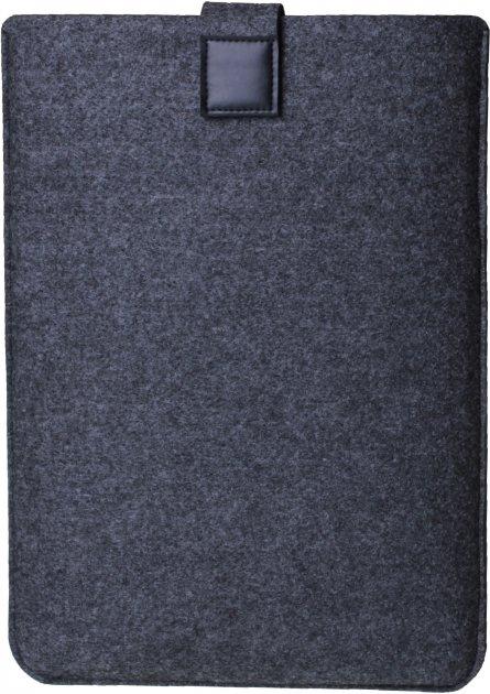 Чехол для ноутбука RedPoint (365 х 275 х 25 мм) Grey (РН.08.В.11.00.46Х) - изображение 1