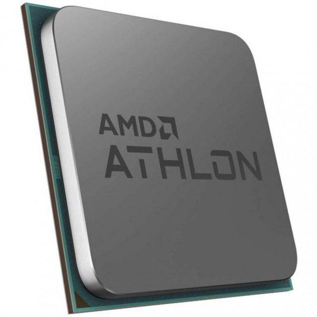 Процесор AMD Athlon 3000G 3.5 GHz (4MB 35W AM4) Multipack (YD3000C6FHMPK) - зображення 1