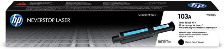 Тонер HP No.103A Neverstop Kit 1200/1000 (W1103A) - зображення 1