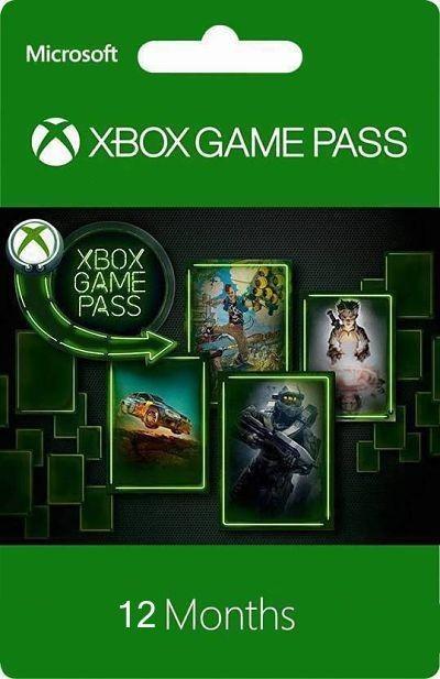 Xbox Game Pass - 12 месяцев Xbox One/Series подписка для всех регионов и стран - изображение 1