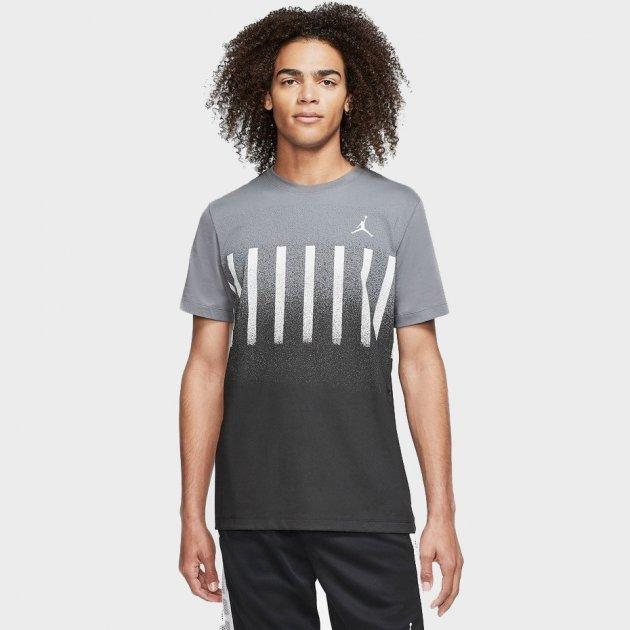 Футболка Jordan Tennis Fade T-Shirt XL CJ6292-010 - изображение 1