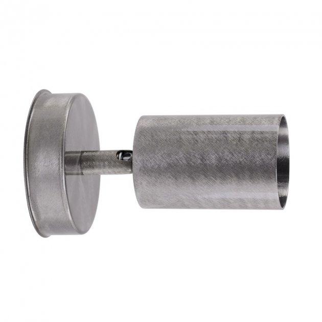 Спот Atmolight Chime Gu10 W90 Brush/steel (1091125) - изображение 1