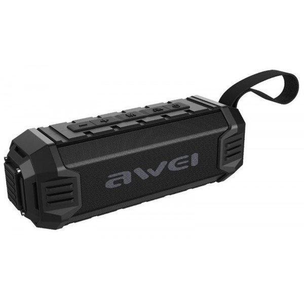 Портативная Bluetooth колонка Awei Y280, черная - изображение 1