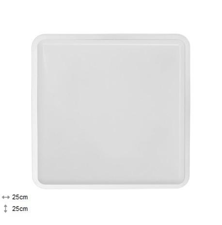 Світильник Nowodvorski TAHOE 3250 IP65 білий матовий - зображення 1