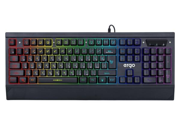 Клавиатура Ergo KB-640 Black - изображение 1