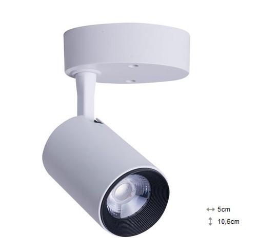 Светильник Nowodvorski IRIS LED 7W 8993 3000K белый - изображение 1