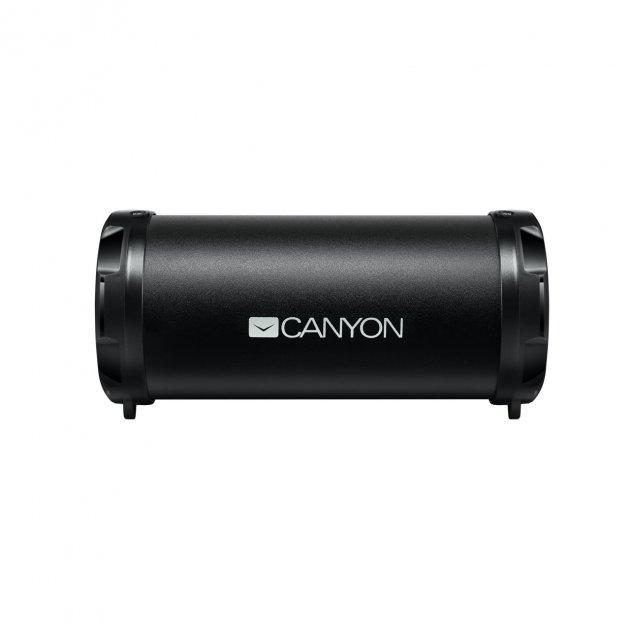 Bluetooth-колонка Canyon CNE-CBTSP5 Black - изображение 1
