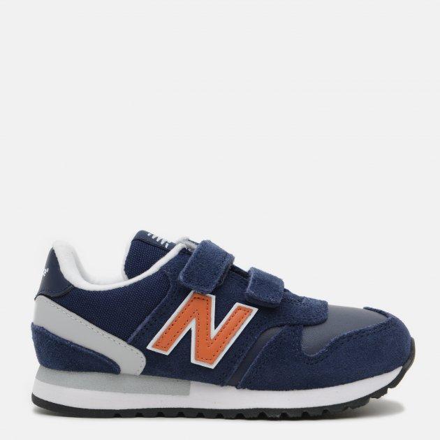 Кросівки New Balance 770 YV770NO 27 (10.5) 16.5 см Сині (194389890786) - зображення 1